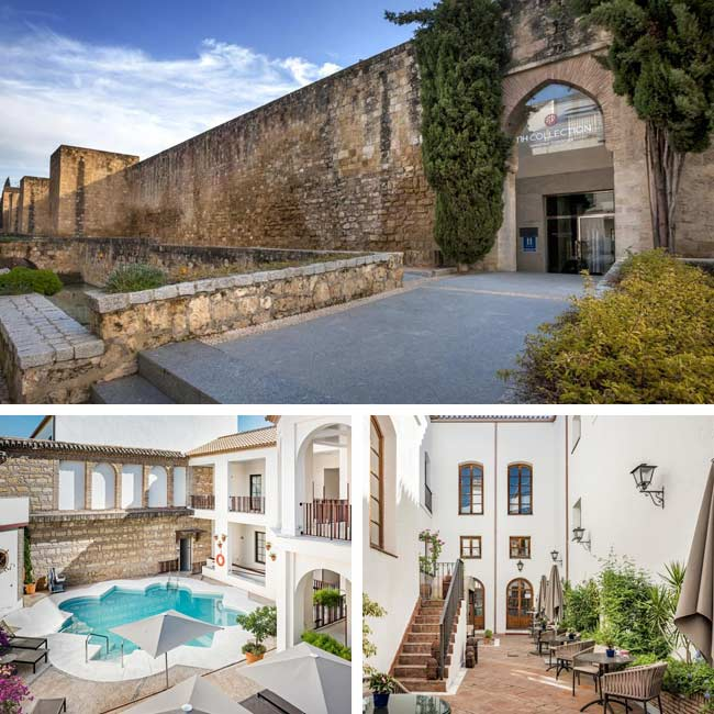 NH Amistad Cordoba - Luxury Hotels Cordoba, Travelive
