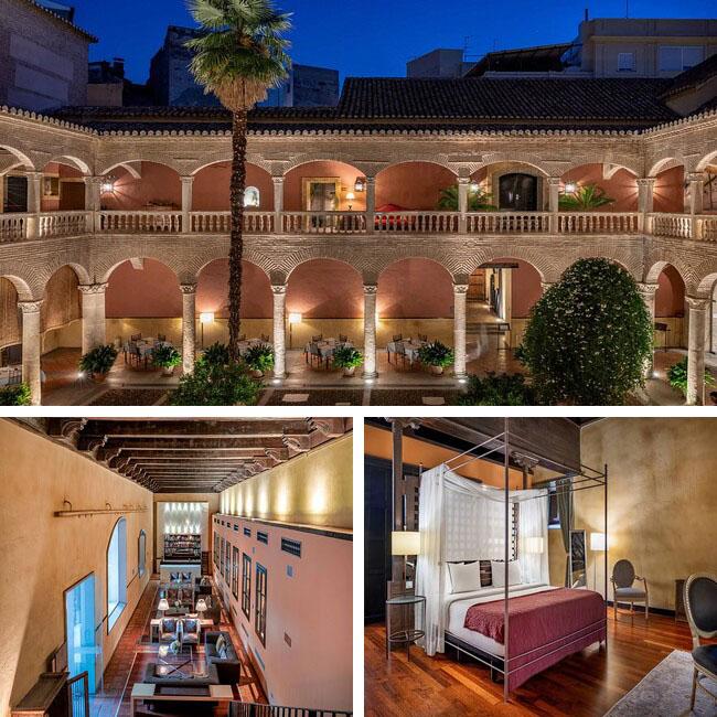 AC Palacio De Santa Paula - Granada Hotels, Travelive