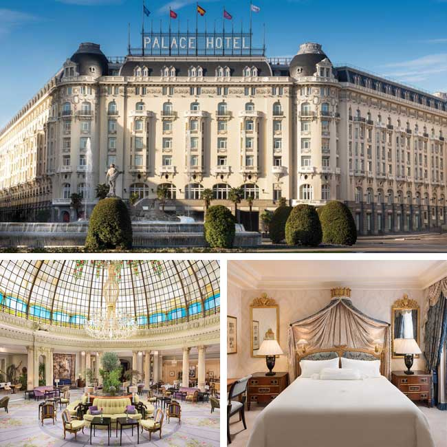The Westin Palace Madrid - Madrid Hotels, Travelive