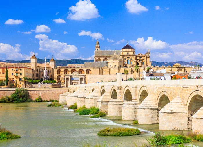 Roman Bridge – Mosque Cathedral, Andalusia Honeymoon with Travelive