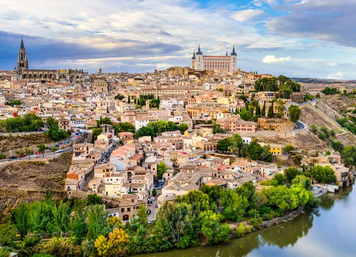 Toledo – Spain, Seville Honeymoon, luxury travel packages by Travelive