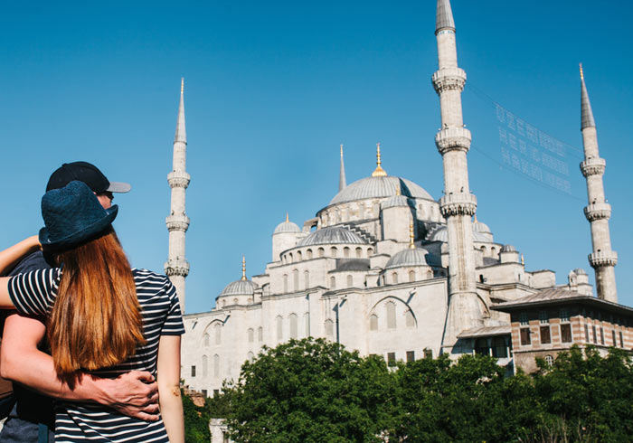 Blue Mosque – Istanbul, Greece Turkey Honeymoon, Ottoman Classics Honeymoon by Travelive