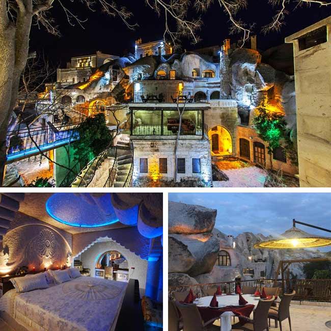 Gamirasu Cave Hotel - Luxury Hotels Cappadocia, Travelive