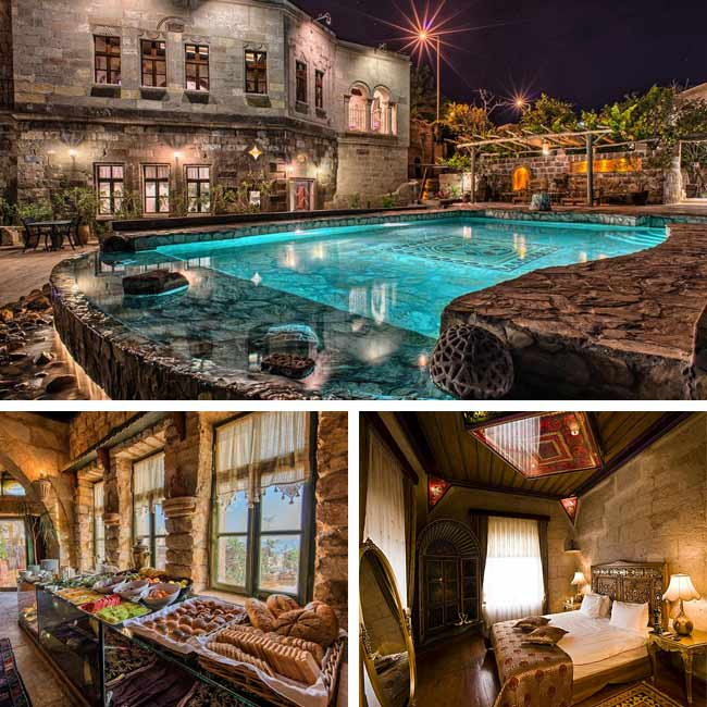 Museum Hotel - Luxury Hotels Cappadocia, Travelive