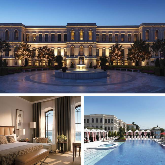 Four Seasons The Bosphorus - Istanbul Hotels, Travelive