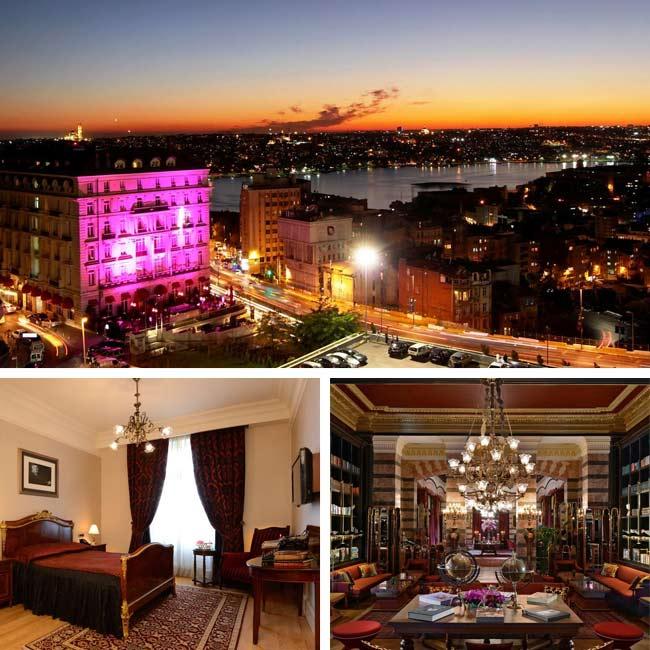 Pera Palace - Luxury Hotels Istanbul, Travelive