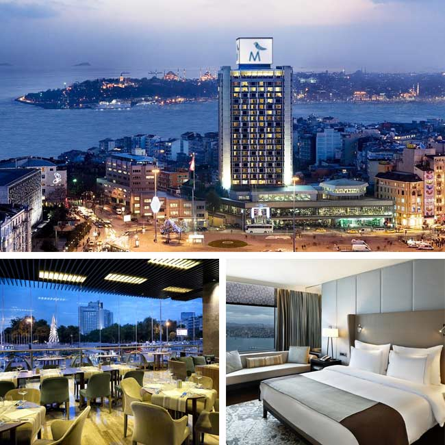 The Marmara Taksim - Luxury Hotels Istanbul, Travelive