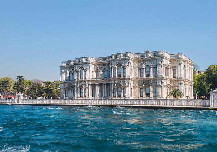 Beylerbeyi Palace – Istanbul, Greek Turkey honeymoon tours with Travelive, luxury travel agency