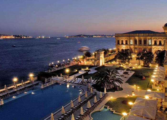 Kempinski – Ciragan Palace, Turkey Honeymoon Packages, Travelive, luxury travel agency