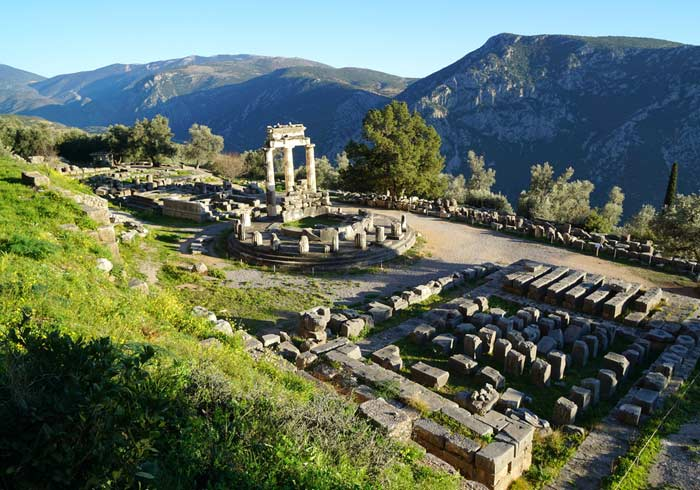 Delphi – Greece Turkey honeymoon packages with Travelive, luxury travel agency