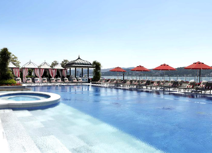 Four Seasons at The Bosphorus Hotel – Istanbul to Ephesus Ottoman Classics Package with Travelive