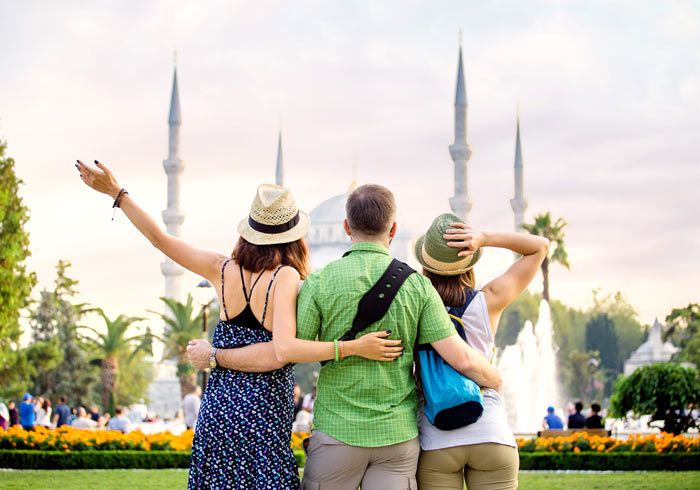 Tourists in Turkey - Istanbul to Ephesus, Ottoman Classics Tours with Travelive, Luxury Travel