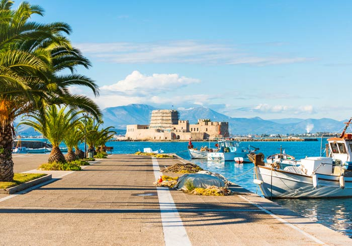 Nafplion – Mainland Greece, Ottoman Classics Package by Travelive