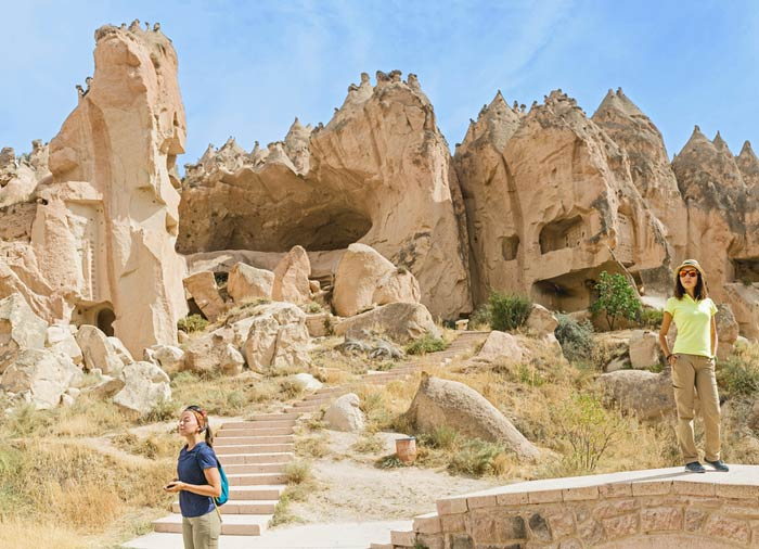 Goreme Open Air Museum – Cappadocia Honeymoon with Travelive, luxury travel agency