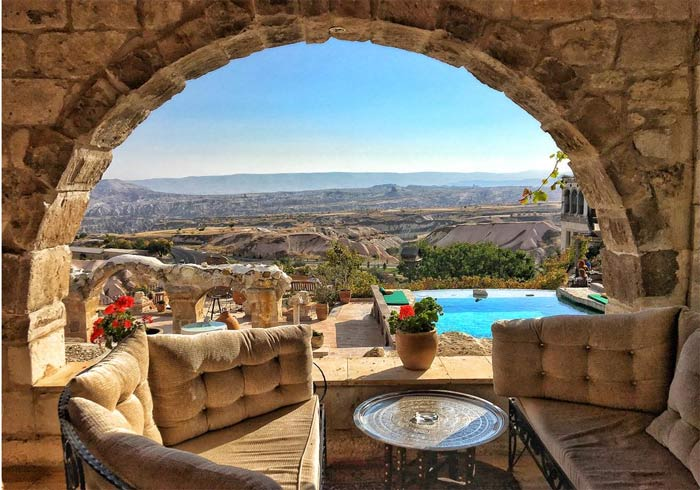 Museum Hotel – Cappadocia Honeymoon with Travelive, luxury travel agency