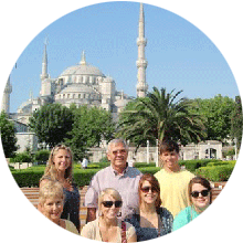 Family in Istanbul – Luxury destinations by Travelive, Classical Greece and Turkey